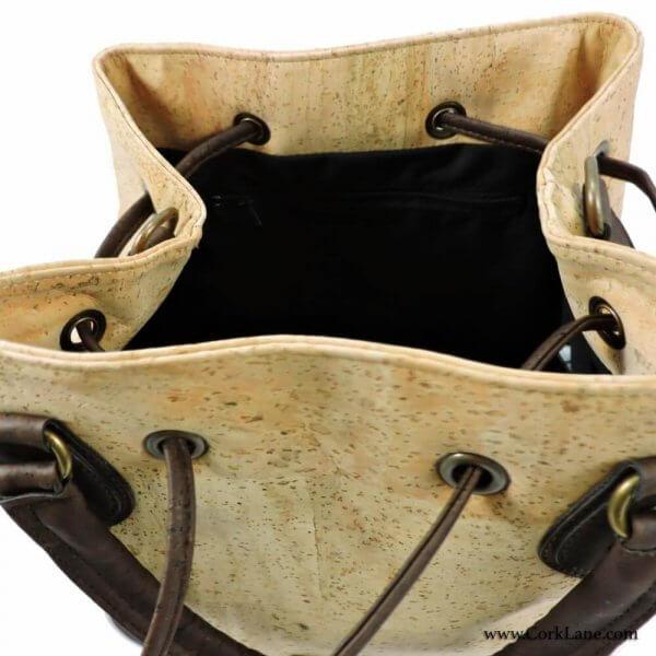Bucket bag surface