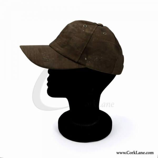 Baseball cap brown